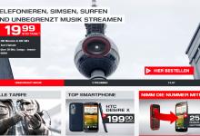 ProSieben Smart Mobilfunkanbieter im Vodafone Nezt