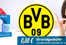 easyTel – mobil9 – BVB Prepaid-Tarif