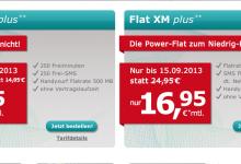 helloMobil Aktion: Allnet Flat nur 16,95, 1 MB nur 6 Cent