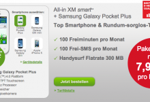 All-In XM mit Smartphone bei maXXim