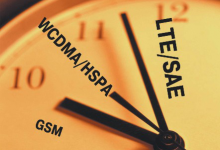 LTE gegen HSPA und GSM