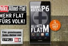 Otelo Volks Allnet Flat Aktion