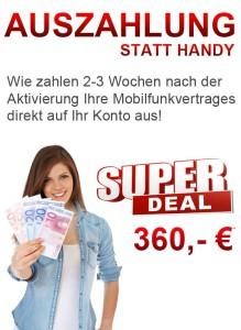 Amid Elektronik mit 360 Euro Auszahlung