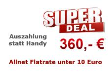 Allnet-Flatrates unter 10 Euro