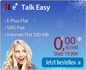 Talk Easy mit Eteleon 0 Euro