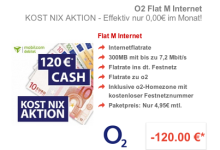 Internet Flatrate mit Homezone bei Preisboerse24 sehr günstig