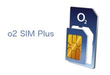o2 SIM Plus Karte