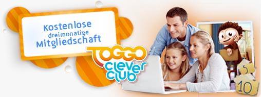 Toggo mobile CleverClub Gutschein