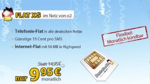 DeutschlandSim Wochenendaktion: Neuer Tarif für unter 10 Euro