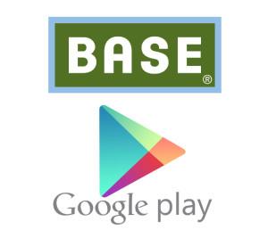 Google Play and BASE Kooperation