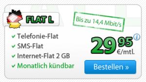 DeutschlandSIM Flat L
