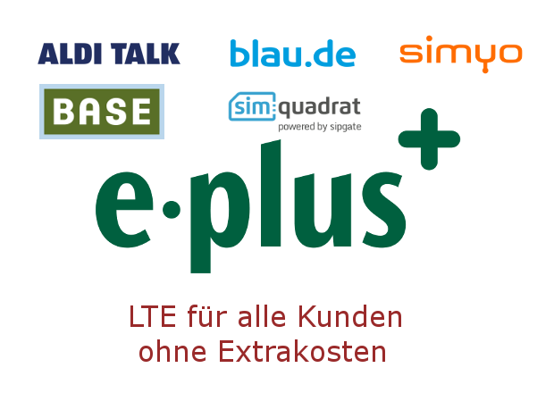 E Plus Kunden Hotline Kostenlos