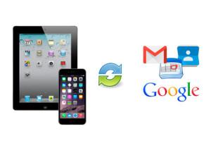 Google Gmaii iPhone synchroniesieren