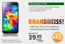 Samsung Galaxy S5 bei Klarmobil