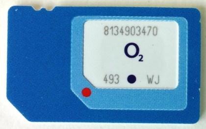 Kombi-SIM-Karte: Drei einer SIM