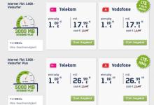 Mobilcom Debitel Internet-FLatrates