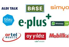 E-Plus Marken