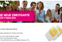 Family Card Special Allnet