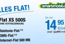smarmobil.de führt neue Allnet-Flat im o2 Netz ein