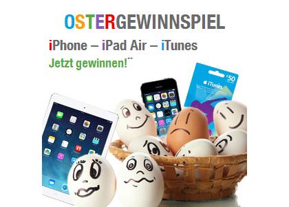 Smartmobil.de Gewinnspiel für Ostern