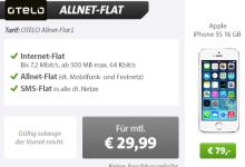 sparhandy.de mit Allnet-Flat von Otelo im Angebot