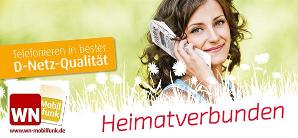 Westfälische Nachrichten Mobilfunk