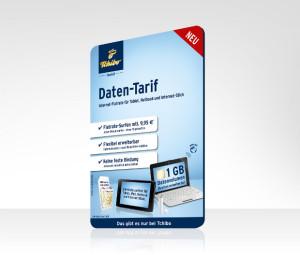 Daten-Tarif von Tchibo Mobil