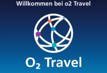 o2 Travel App