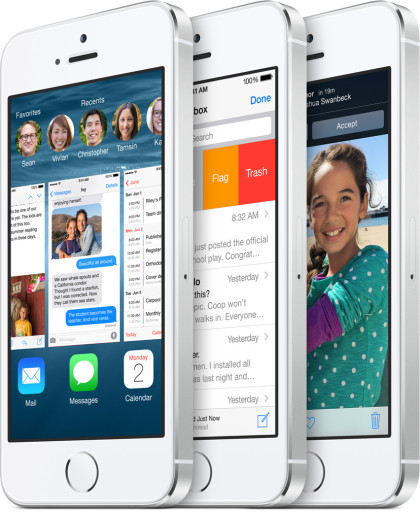 ios 8 auf iPhone 5