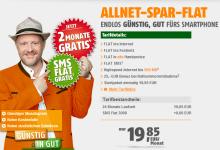 klarmobil.de-all-net-spar-flat-2-monate-gratis