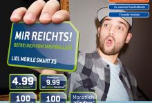 Smart XS Tarif von Lidl Mobile