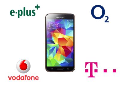 Samsung Galaxy S5 und Netzbetreiber