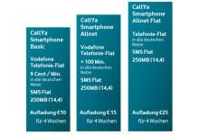 Neue Vodafone Tarife