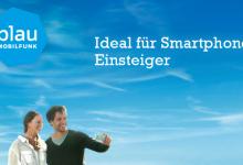 Neue Smartphone-Option von Blau