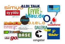 Prepaid Anbieter