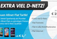 Allnet-Flat Tarife von Sparhandy
