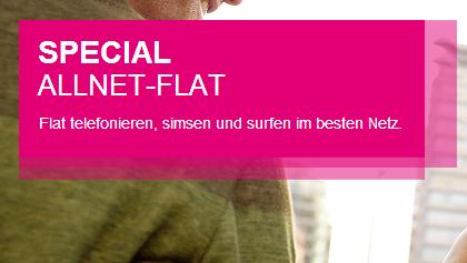 Allnet Flat von Deutsche Telekom