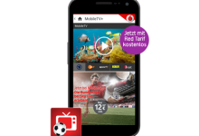 MobileTv von Vodafone