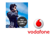 WebSessions International Paket von Vodafone