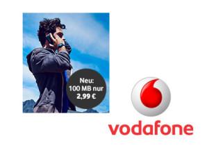 Vodafone verbessert WebSessions International und MobileInternet Auslandspakete