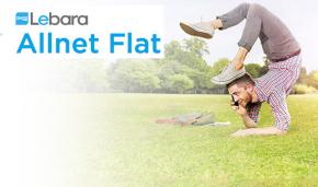 Lebara mobile: Prepaid Allnet Flat Tarife mit 5 Euro Gesprächsguthaben