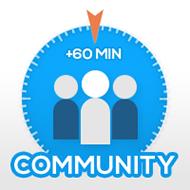 Community Minuten von simquadrat