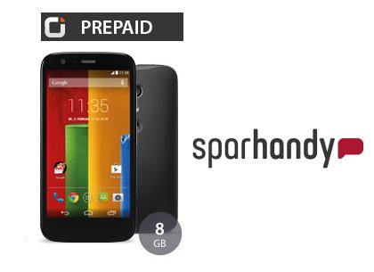 Motorola Moto G mit Otelo SIM-Karte für 122 Euro