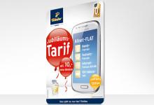 Jubiläumstarif von Tchibo Mobil: Prepaid Allnet Flat nur 10 Euro
