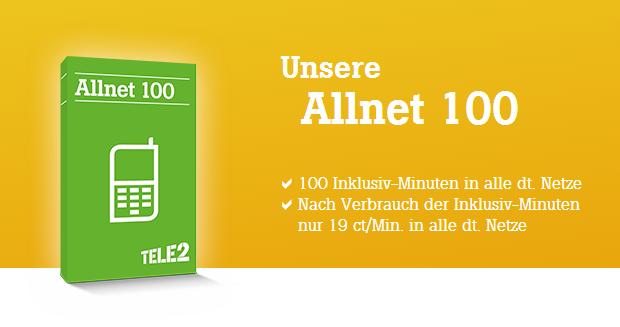 Tele2 Allnet 100