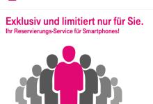 Vorbestellung bei Telekom