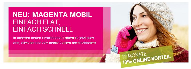 MagentaMobil Tarife von Telekom