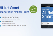 Neuer Mobilfunktarif von GMX und WEB.de im E-Plus Netz