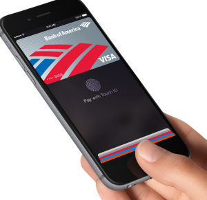 Apple Pay mit Touch Id