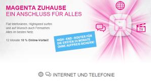 Telekom: MagentaZuhause – Neue Festnetz-Tarife